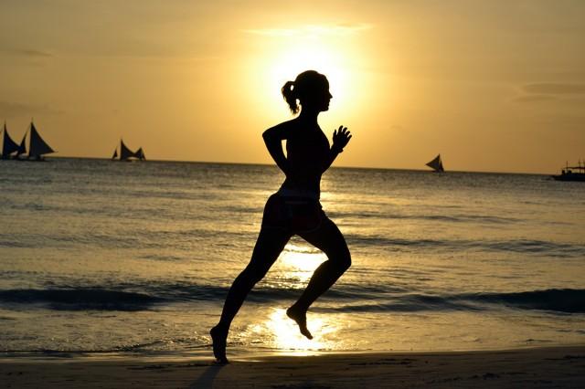 löpning för att gå ner i vikt