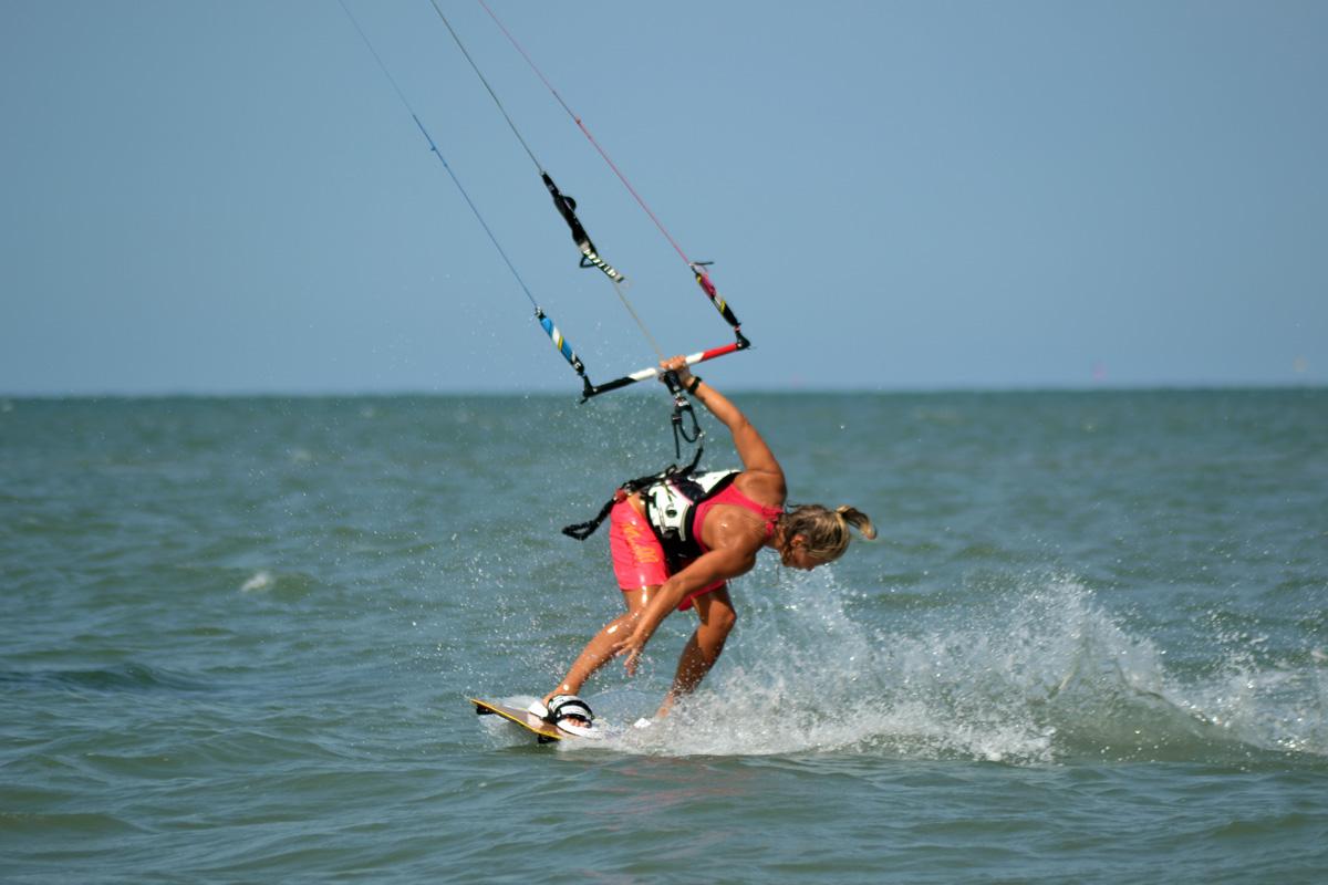 Kitesurfingvideo från Thailand och Boracay