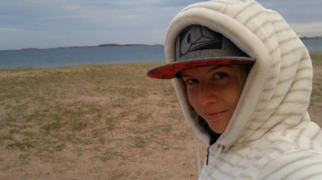 Roxy skön hoodie