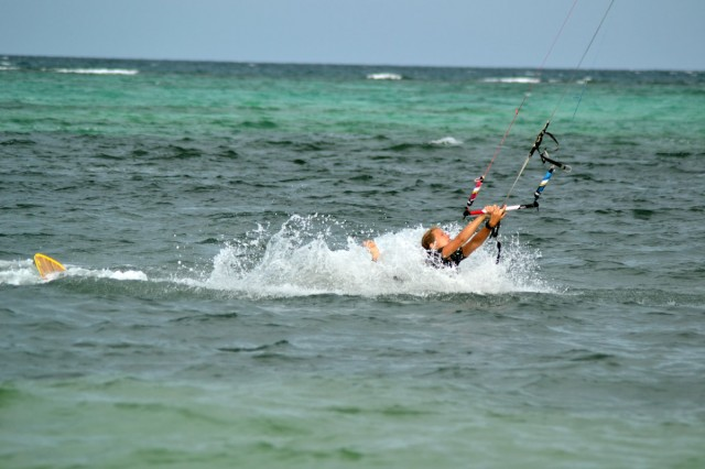 kitesurfing ramla