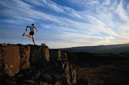 Sugen på trail-löpning