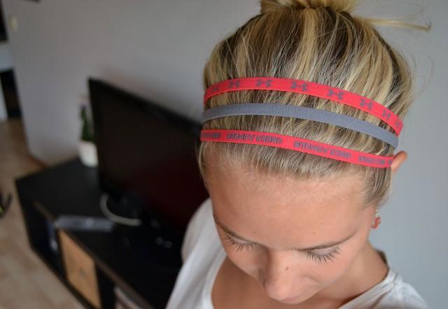 under armour hårband