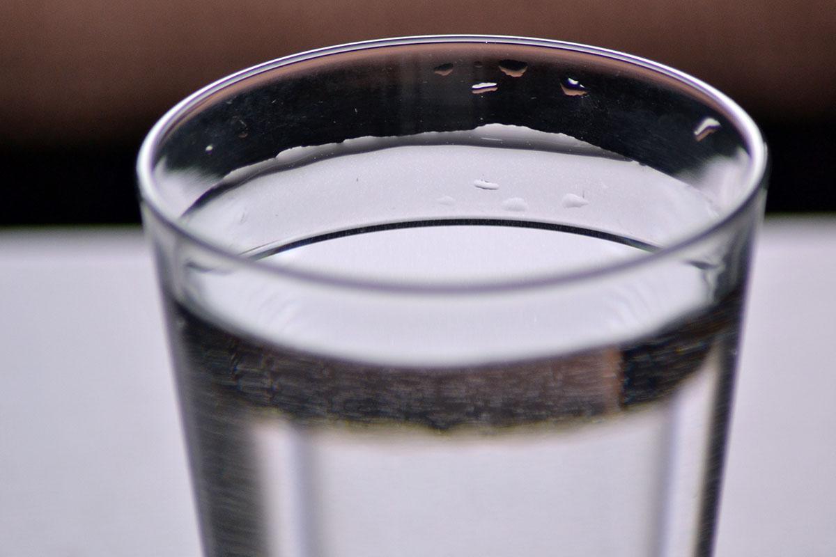 varför är vatten bra