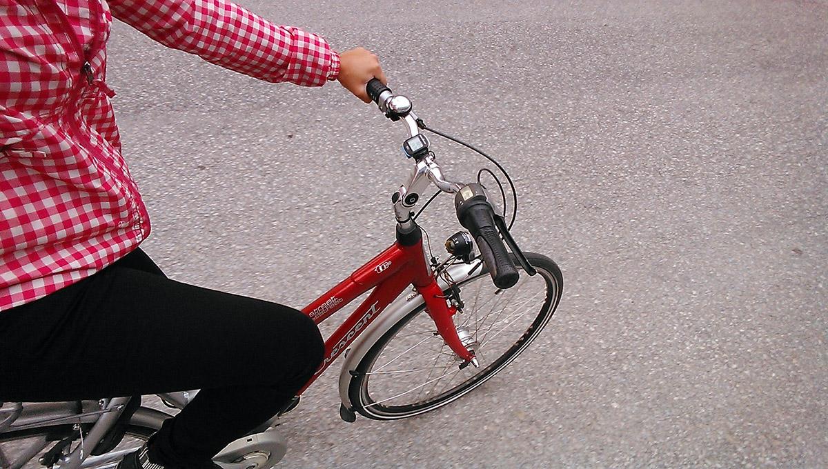 Transportlöpning och -cykling till och från jobbet