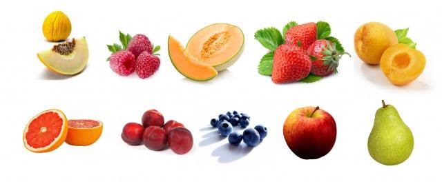 De mest hälsosamma frukterna