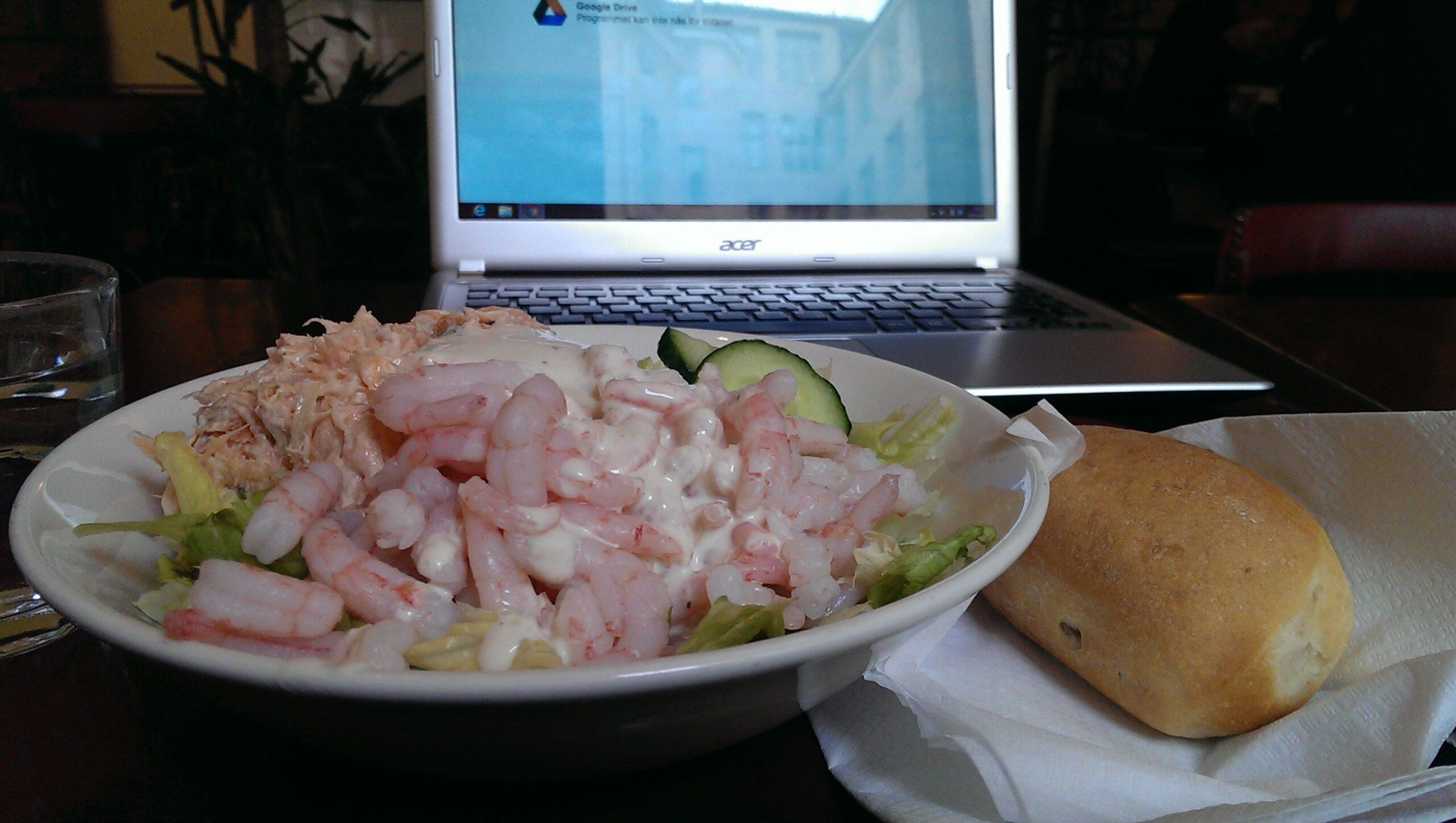 God lunch på stan