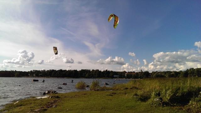 kite löpning
