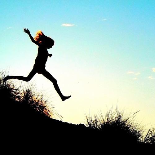 löpning nedörsbacke