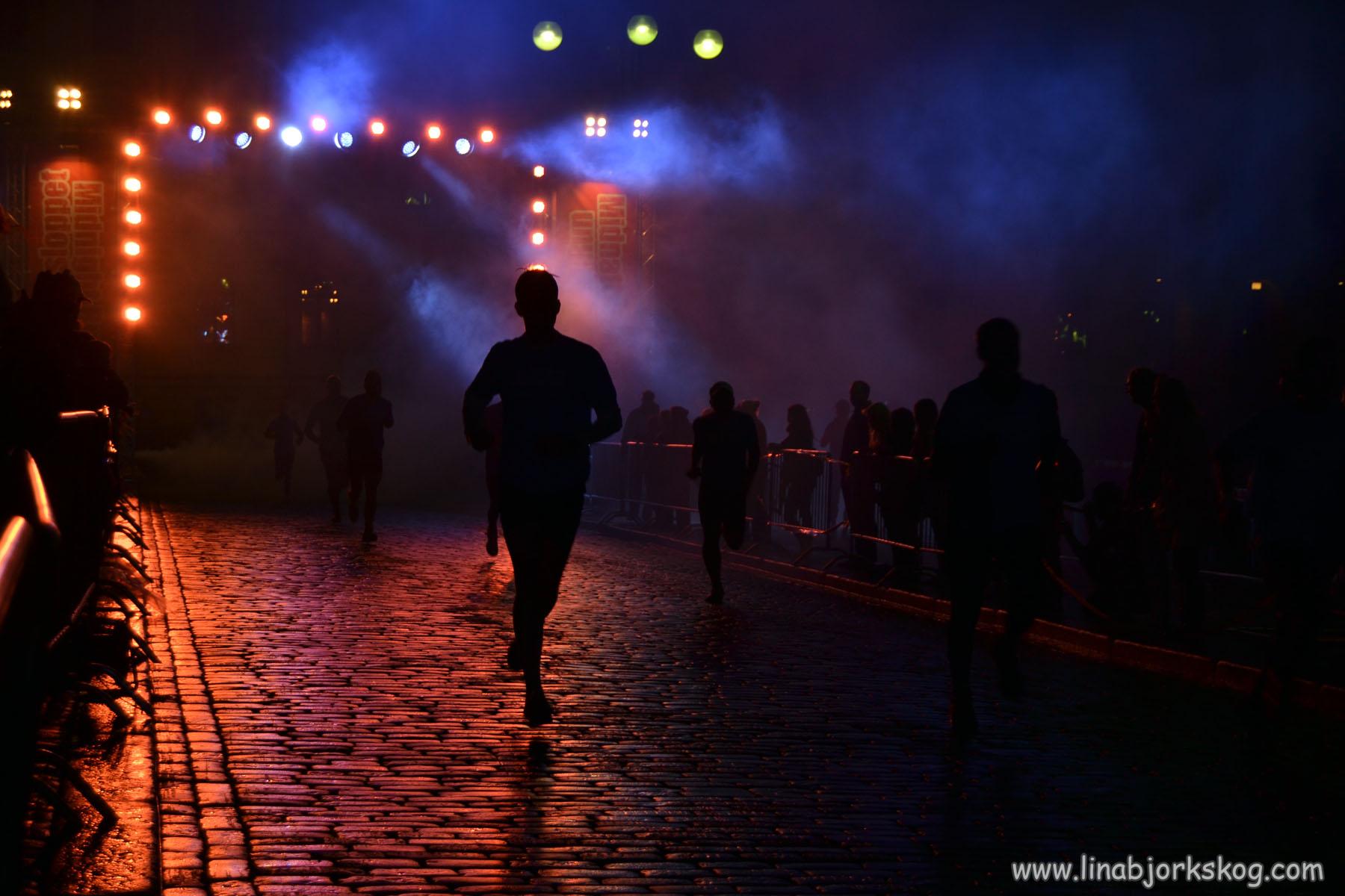 Midnight Run Helsinki – anmäld!