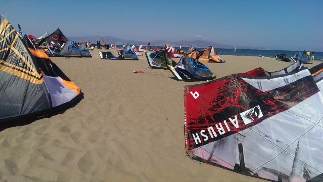 Airush kites 2014