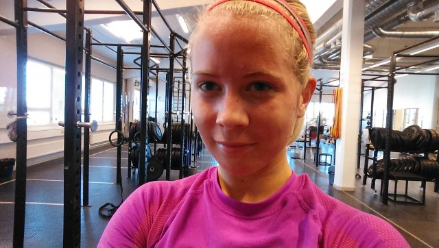 efter träning