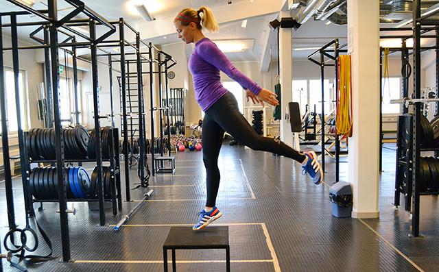 Personlig träning online med Lina