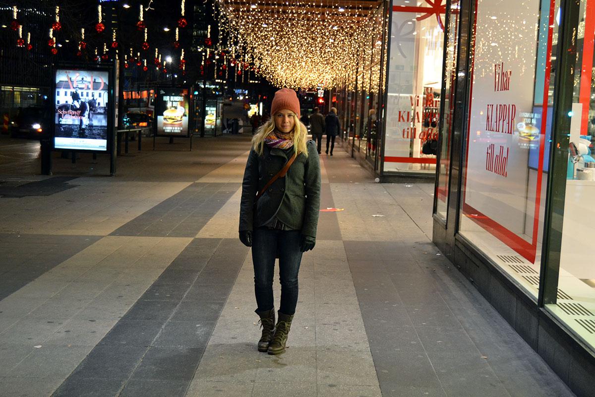 En helg i Stockholm