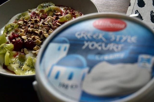 Grekisk yoghurt Lidl