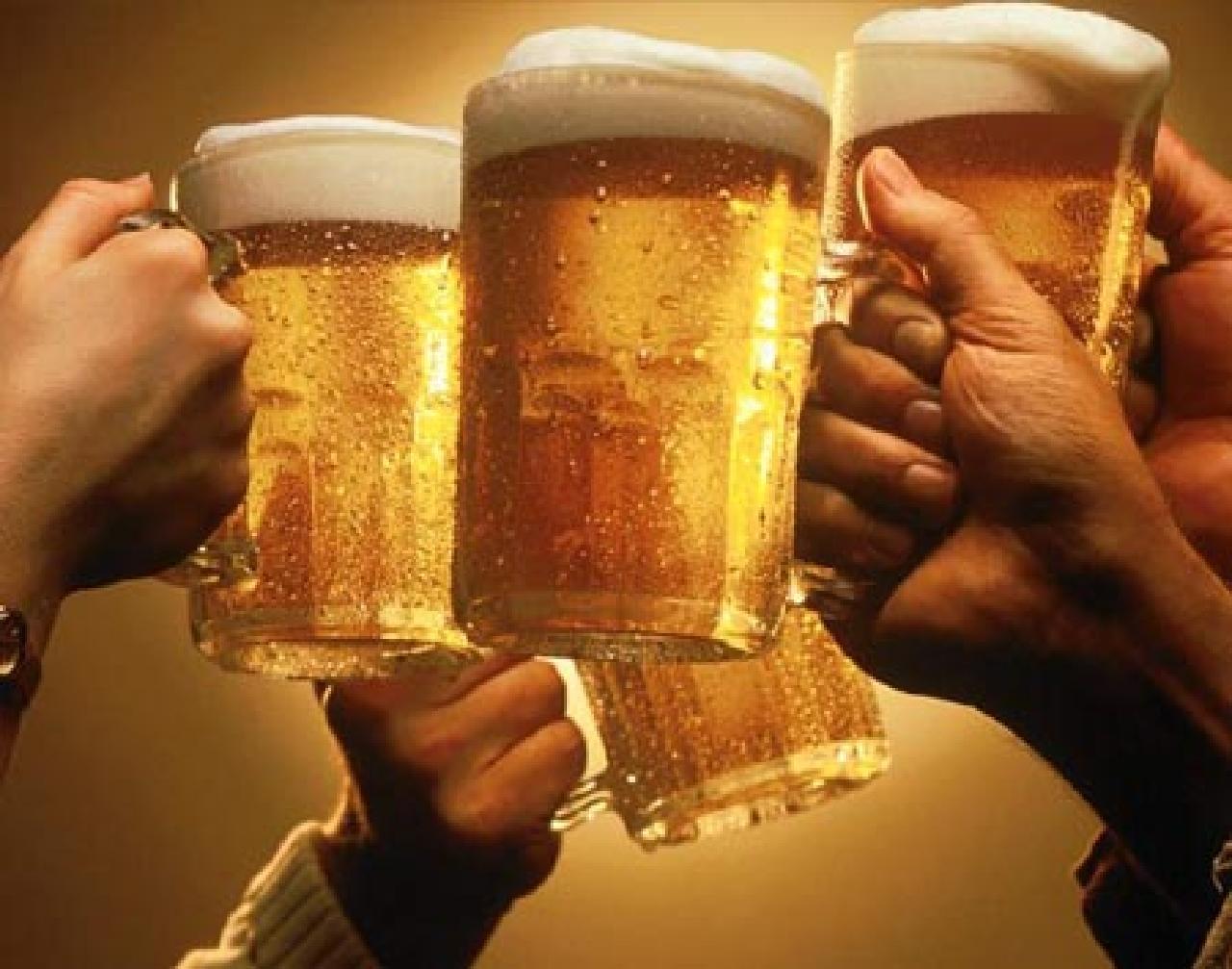 Kost- och träningsmyter: Öl är bra för att gå ner i vikt
