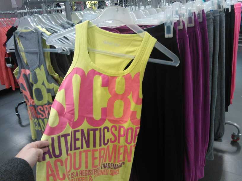 Billiga träningskläder