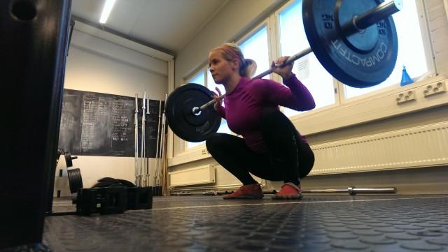 Träning på gymmet