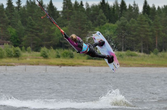 Lina kite hopp