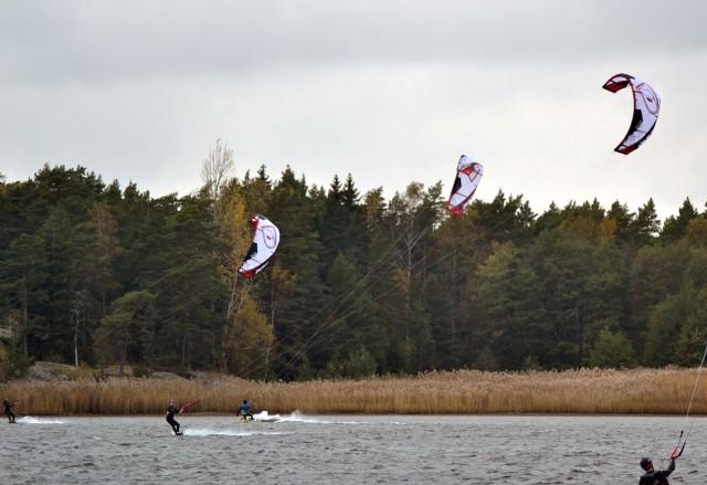 oktober kitesurfing