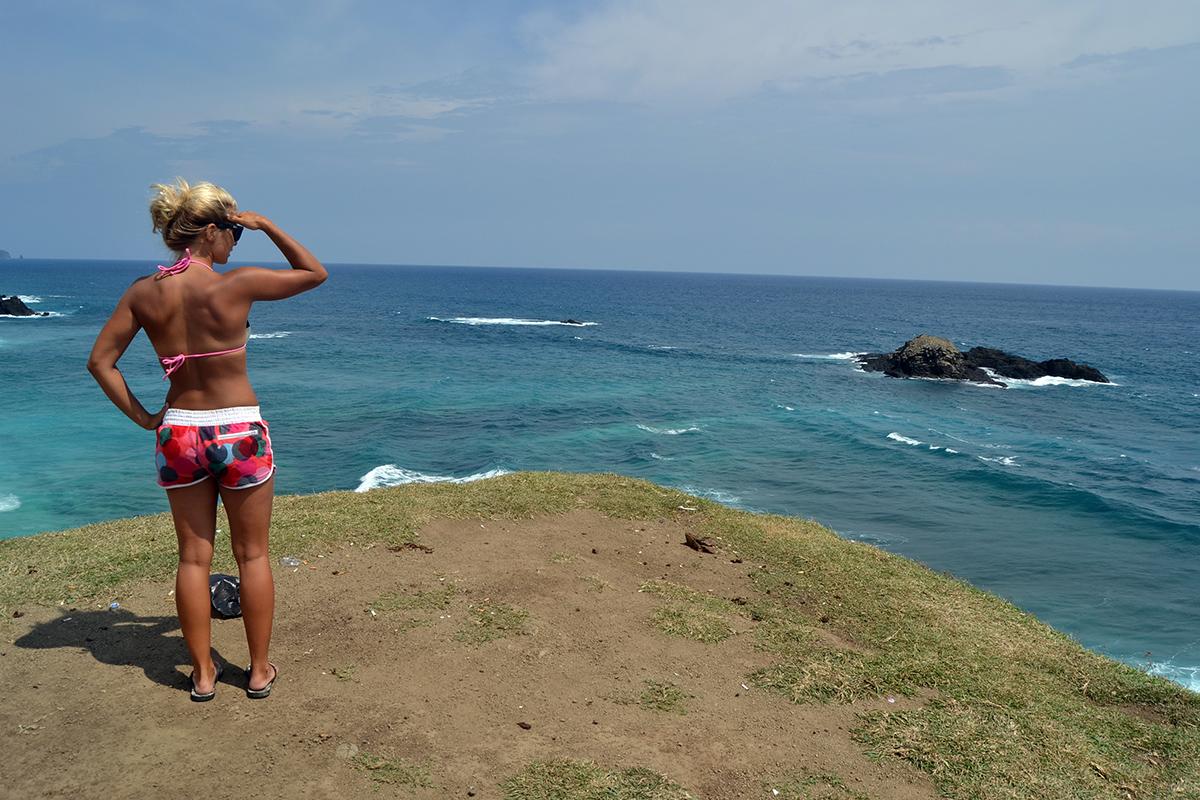 Flashbacks från Lombok