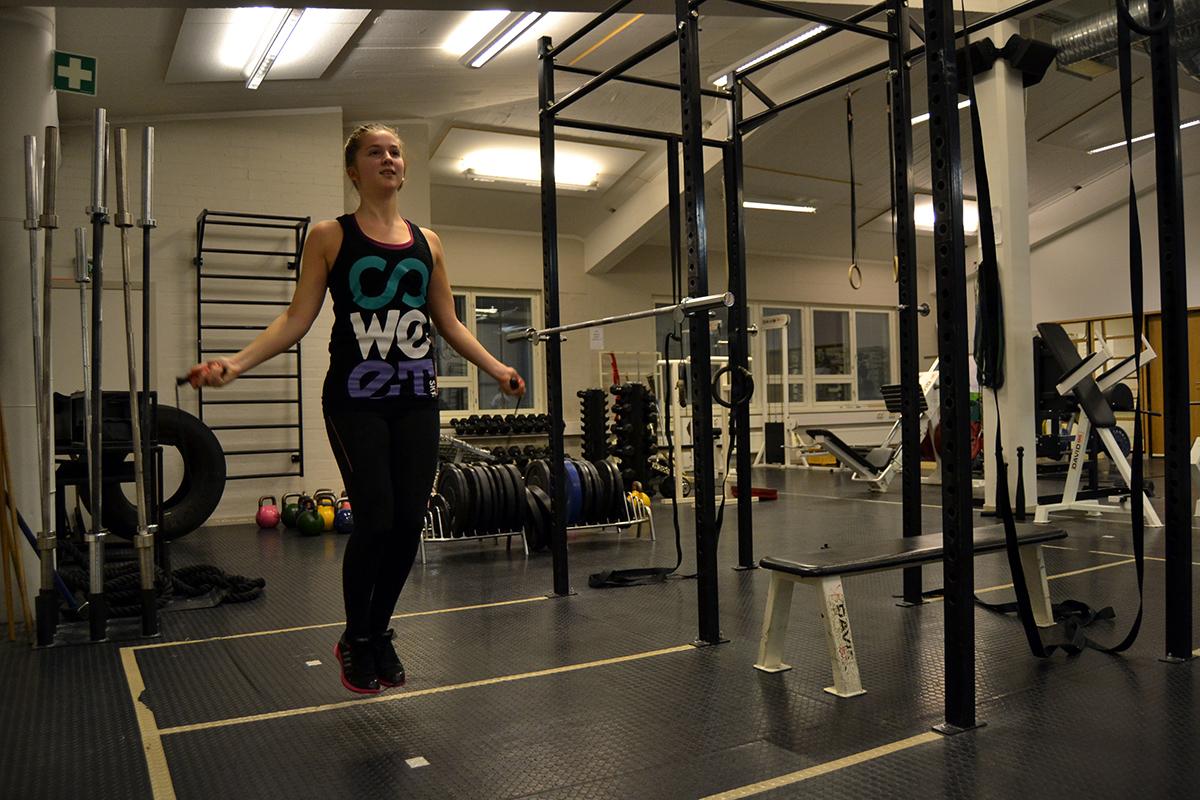 13 minuter träning