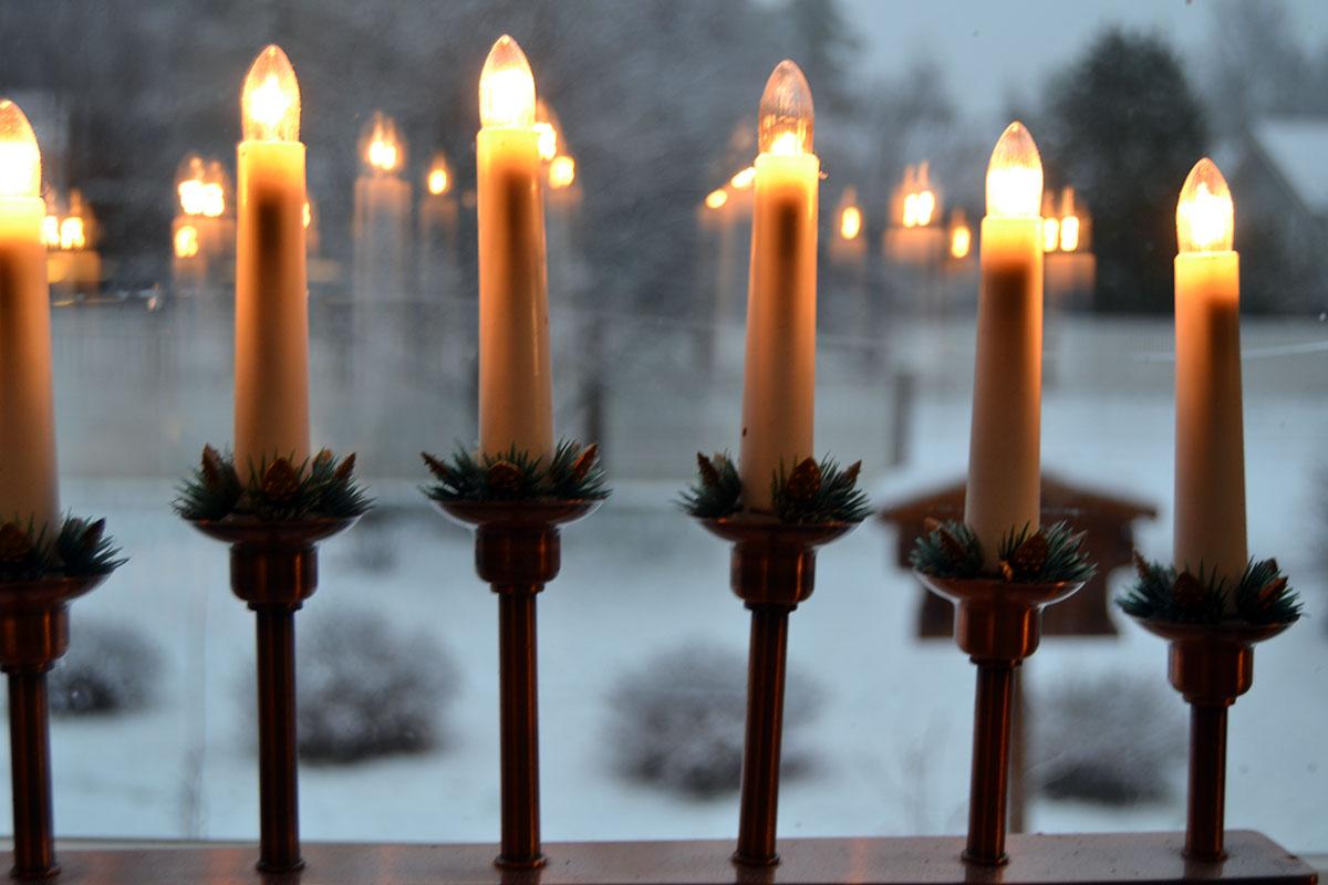 Veckans utmaning: Njuta av julen