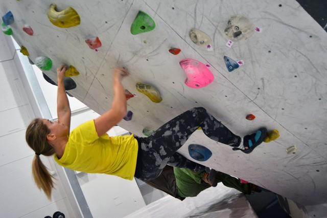 bouldering salmisaaren liikuntakeskus