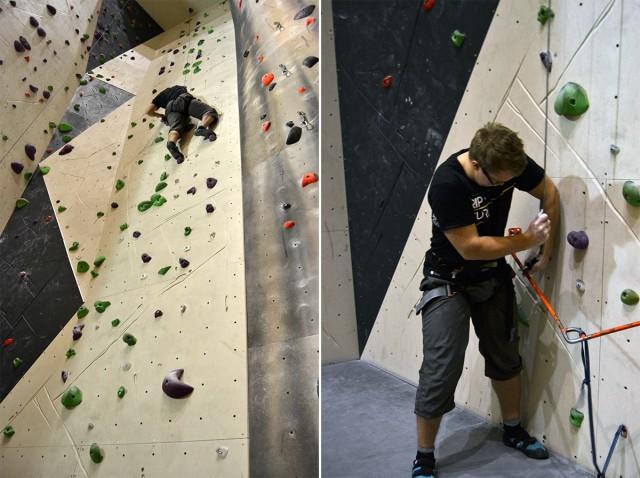 klättring salmisaari