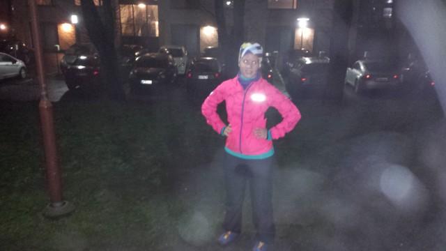 löpning januari