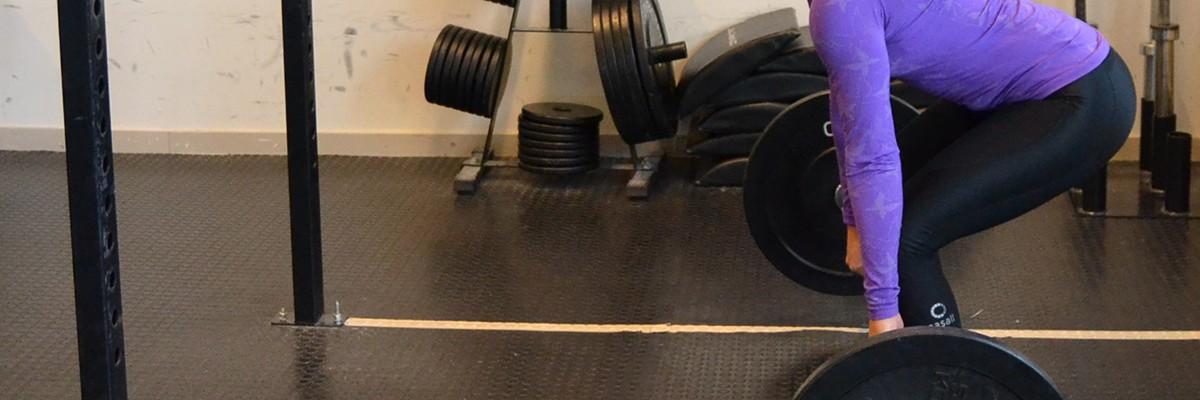 Antalet repetitioner och set påverkar träningsresultatet