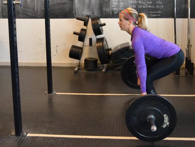 repetitioner styrketräning