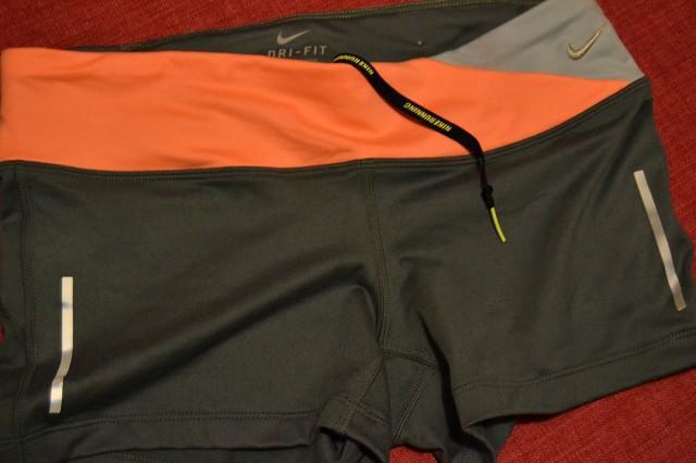 tighta träningsshorts Nike