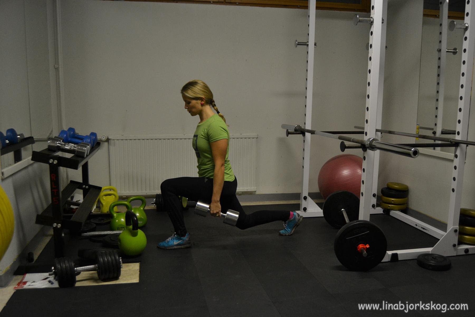 Paus från träningen försämrar träningsformen