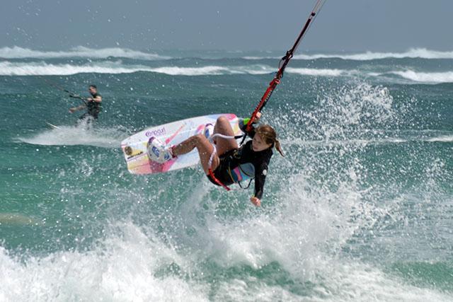 ponta antonio kitesurfing