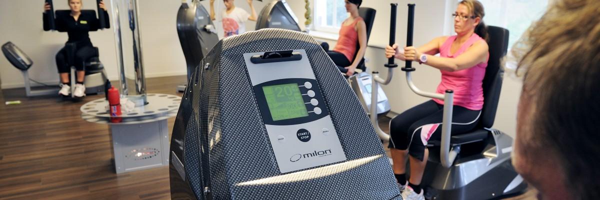 Är träning med Milon-maskiner effektivt?