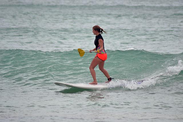 Stand up paddleboard boa vista
