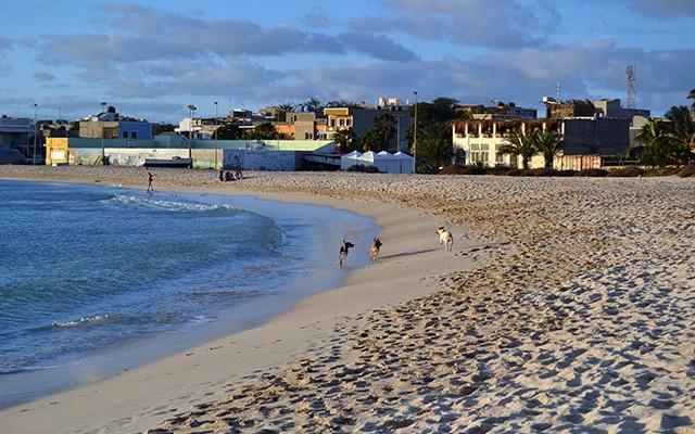 Lugn helg på Kap Verde