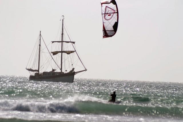 kitesurfing Kap Verde