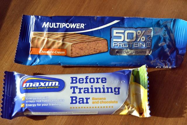 proteinbars Multipower