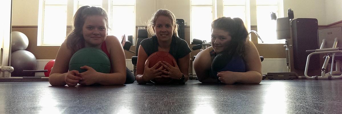 träningsprogram gym