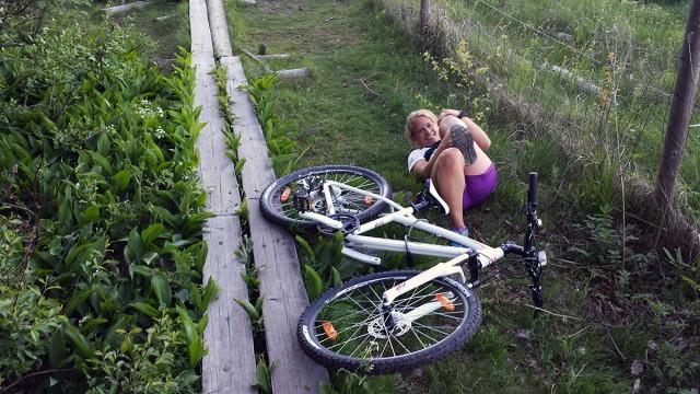 cykling mountainbik