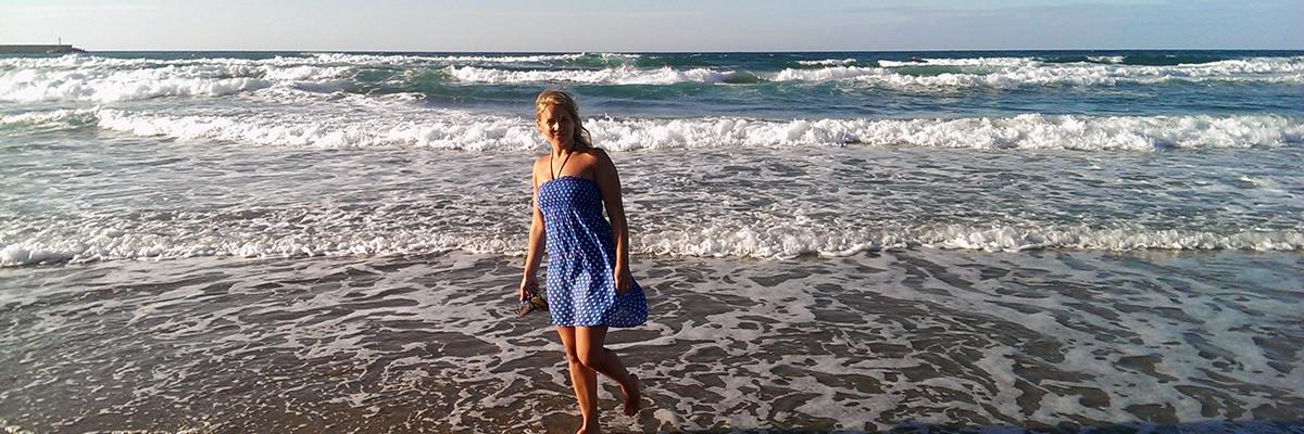 Hemma igen efter en skön vecka i Grekland