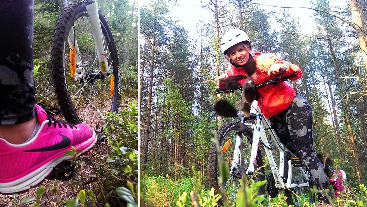 Älska cykling!