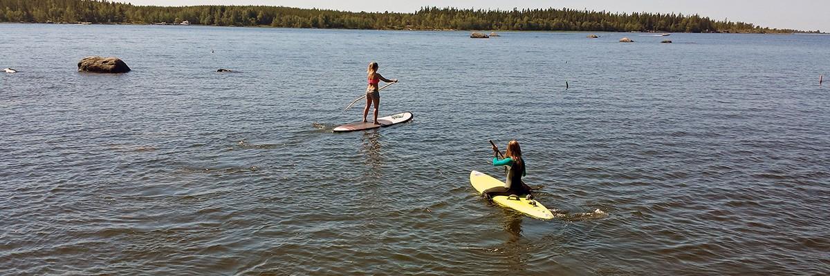 Träning på sommaren – 15 roliga sommaraktiviteter