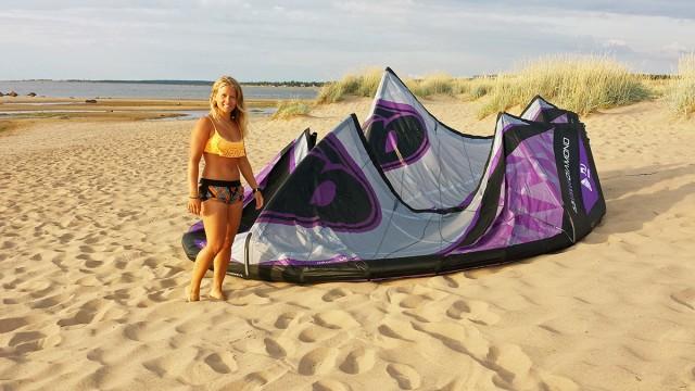 airush diamond kite