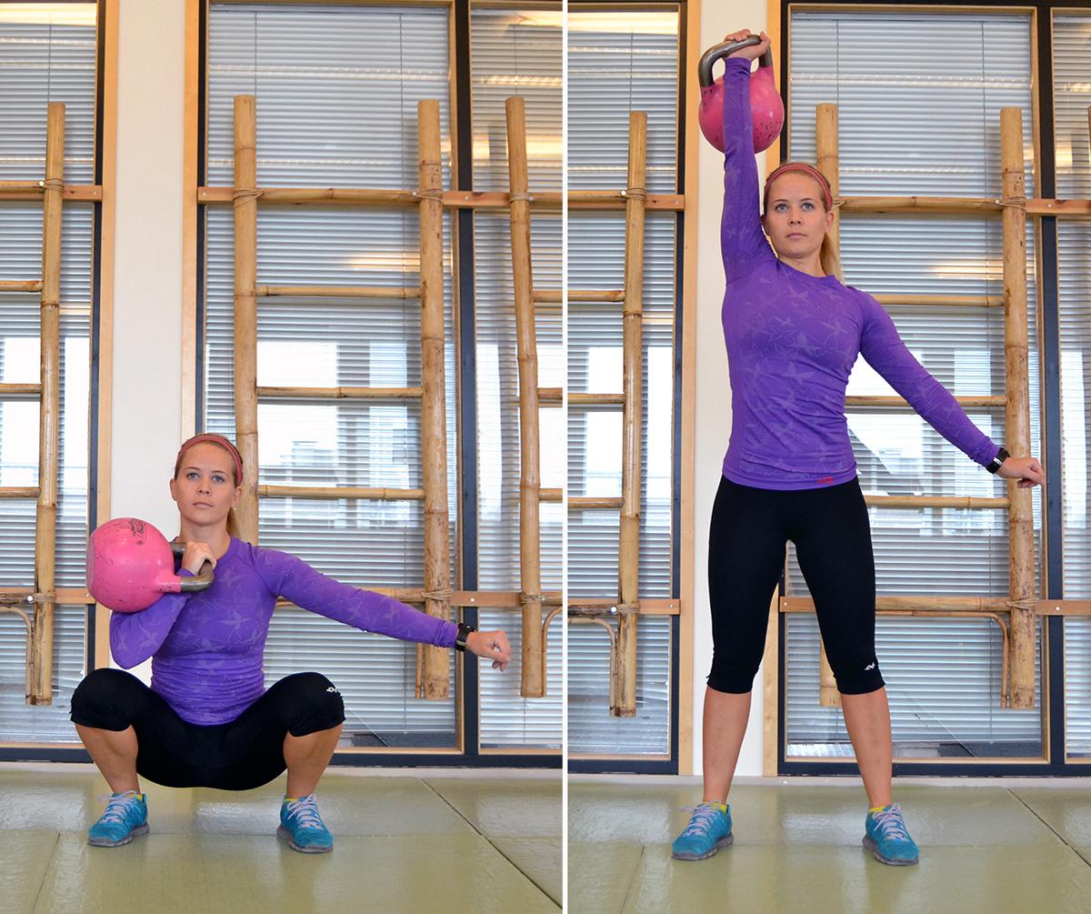 Knakande axlar vid träning – träningstips som bara tar 5 sekunder