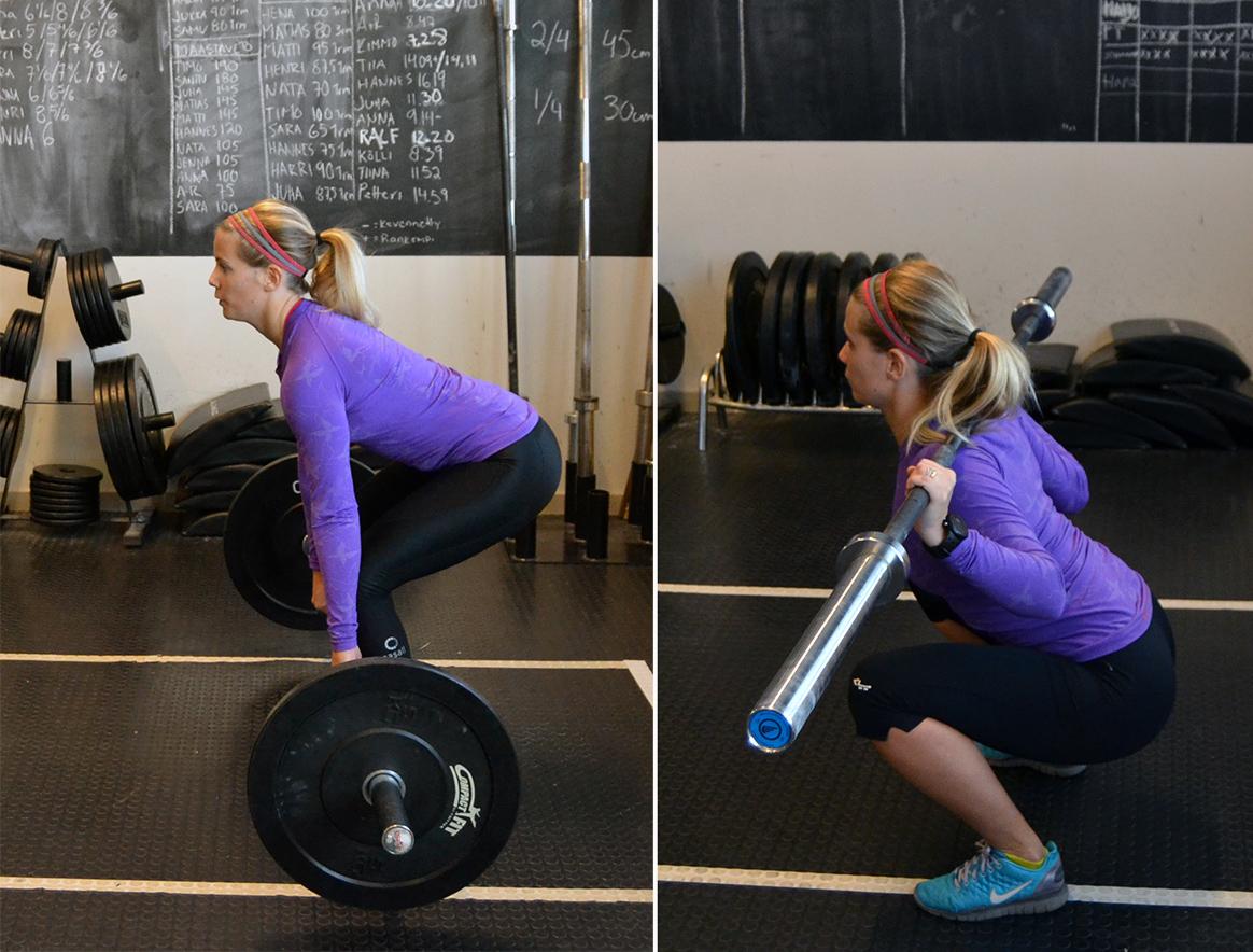 Ont i ryggen under marklyft och knäböj – träningstips