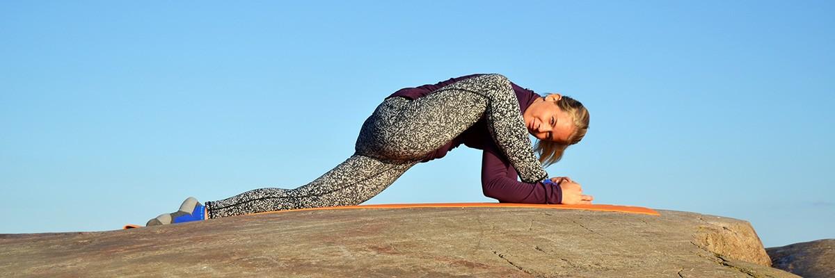 Veckans utmaning – aktiv rörlighetsträning och tips på träningsprogram