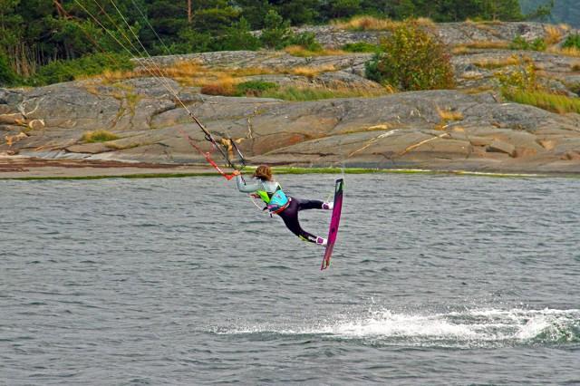 secret kitesurfing hanko