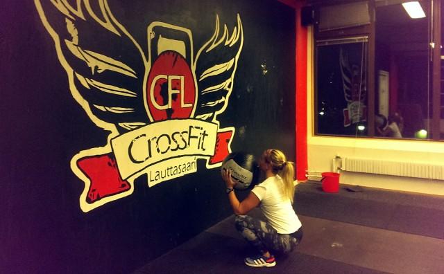 crossfit träning
